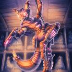 foxy coop raider